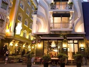 hypnos-design-hotel-view