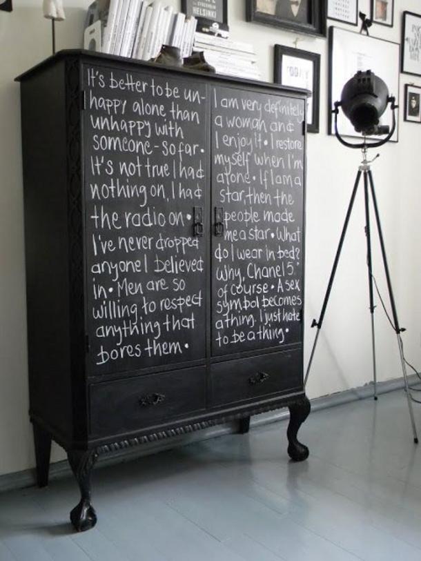 mueble-pintura-pizarra-chalkboard-paint-mensajes-tiza
