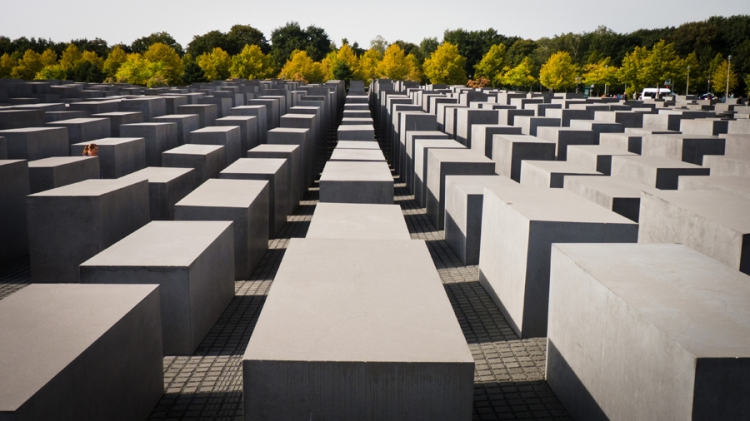 Monumento al Holocausto, Berlin