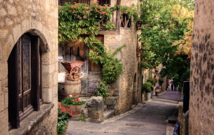 calles de saint-cirq-lapopie