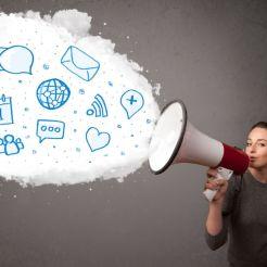 altavoz-con-redes-sociales