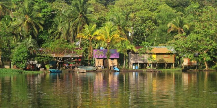 tipical-houses-in-tortuguero