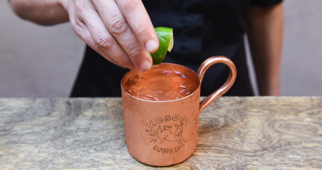 Smirnoff Vodka Celebrates Co-Creating the Iconic Moscow Mule 75 Years Ago with Immersive Dinner Series at Tales of the Cocktail