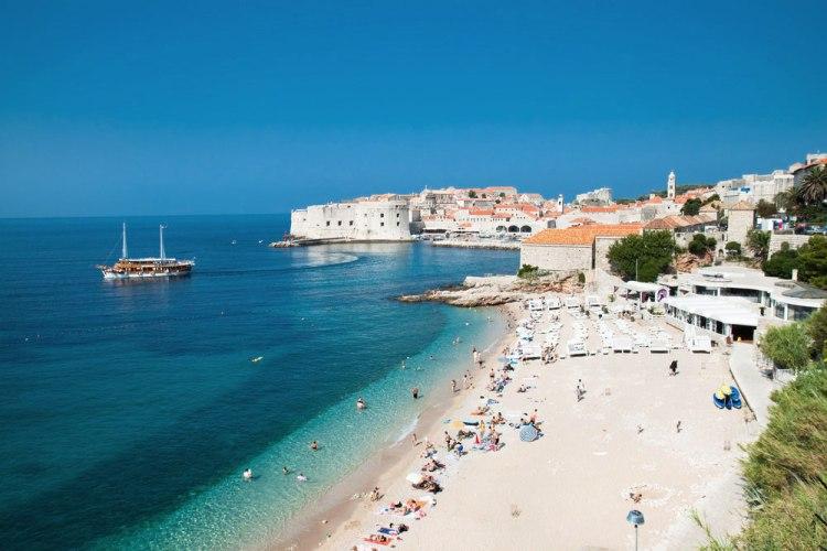 banje-beach-dubrovnik-croatia