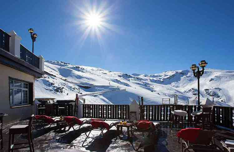 hotel-granada-vincci-sierra-nevada