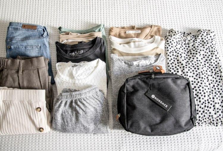 toda la ropa